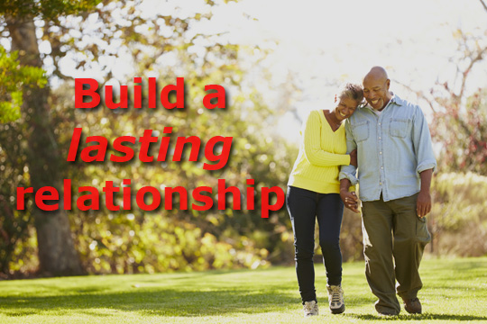 how do i build trust in my relationship