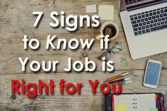 right job for you Wondering what type of work best suits you use this step-by-step guide to help you decide.