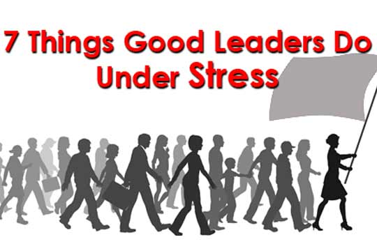 what do great leaders do What leaders really do is prepare organizations for change and help them cope as they struggle through it others have great leadership potential but.