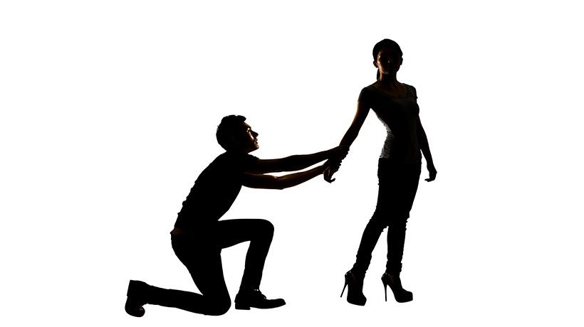 why men love strong women