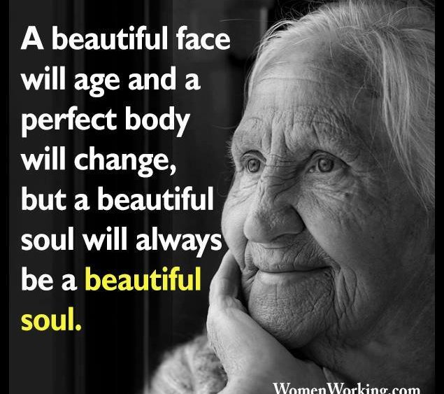 Society's Standards Of Beauty Will Get Old, But Being Comfortable With Yourself Never Will