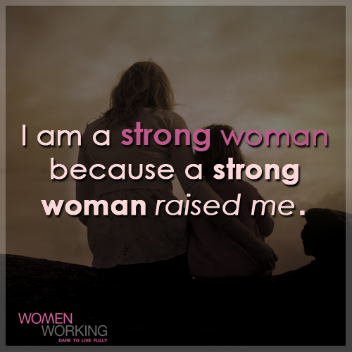 i am a strong woman womenworking