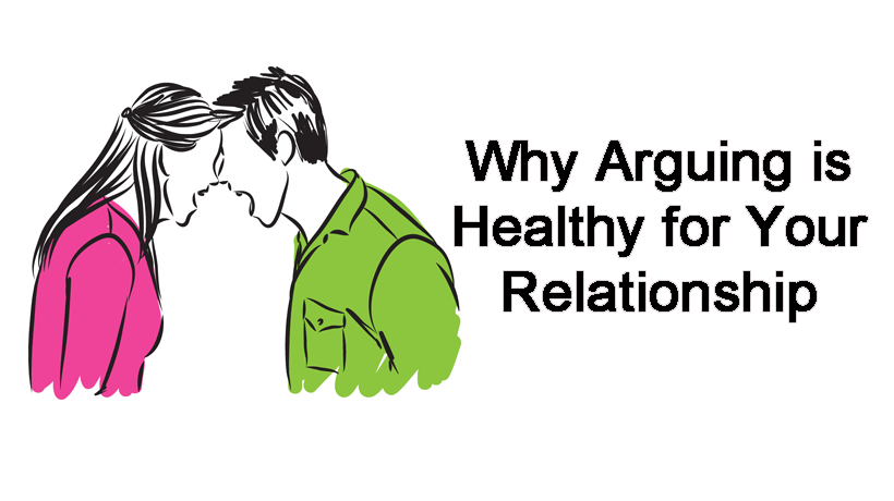 arguments in a relationship are healthy