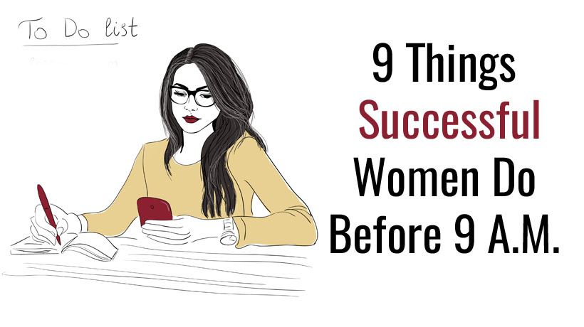 Successful women online