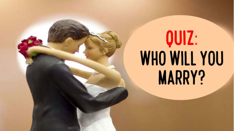 What race will you marry quiz
