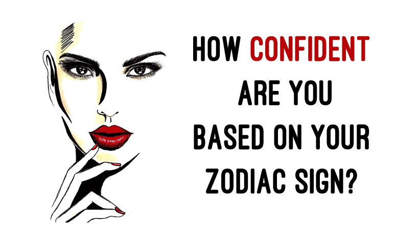 Signs you are dating a confident girl