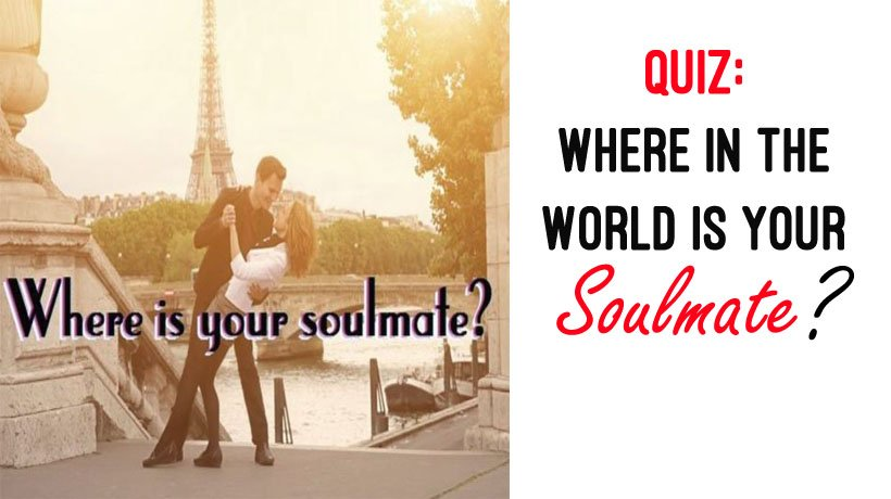 Will quiz my soulmate who be Who is