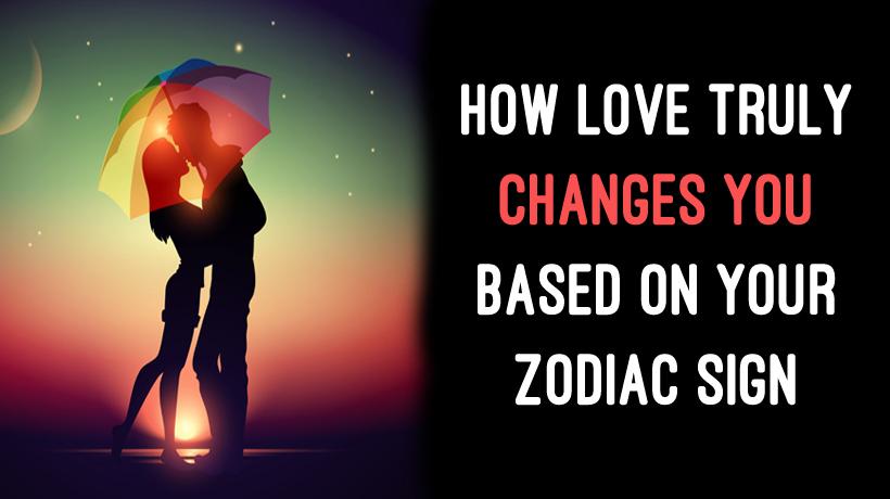 change in zodiac signs