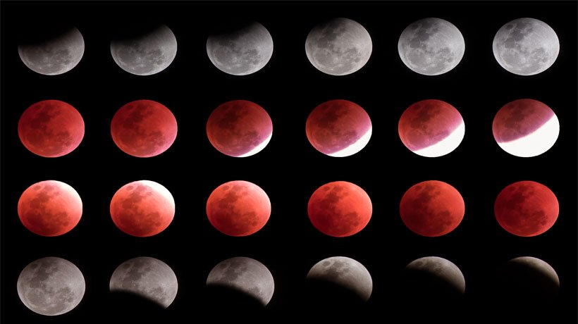 Mars Shows Off This Month Before Blood Moon Eclipse