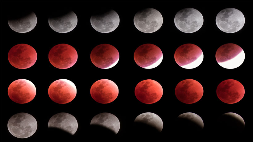 Century's longest lunar eclipse on July 27