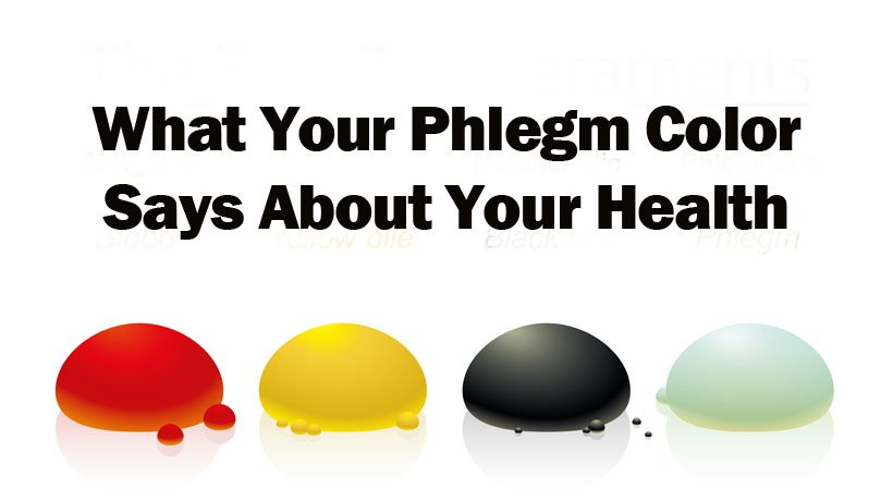 What Your Phlegm Color Says About Your Health - WomenWorking