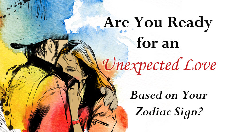 4 zodiac signs fall love first sight