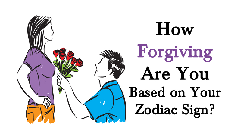 How Forgiving Are You Based on Your Zodiac Sign? - WomenWorking