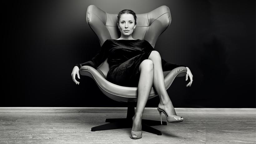 γυναίκα με ισχυρή προσωπικότητα