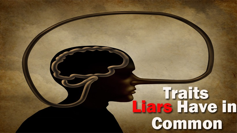 Have all liars in do common what Here's How