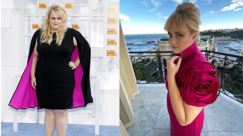 Pitch Perfect Star Rebel Wilson Shocks Internet With Weight Loss Photos